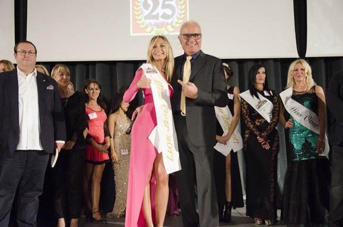 Cristina Pagani è la nuova reginetta del Concorso Miss Over