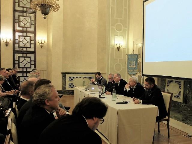L'incontro sulla massoneria organizzato dal Grande Oriente