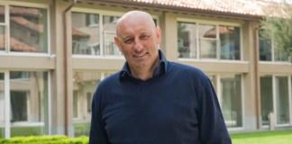 L'imprenditore Paolo Naoni, leader di Atena Spa Brescia, foto da Atena