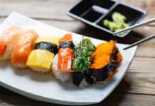 Sushi, a Brescia e provincia è boom