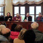 Panni stesi, Loggia della Magnifica Patria, Lungolago Zanardelli, 55 Salò - FOTO di Enrica Recalcati per BsNews.it