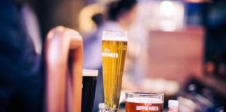 La birreria Doppio Malto di Erbusco