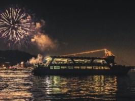 Capodanno sul lago di Iseo, foto da sito Navigazione Lago Iseo