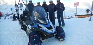 La Polizia sulle piste da sci bresciane