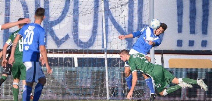Brescia-Avellino, foto da sito ufficiale Brescia Calcio