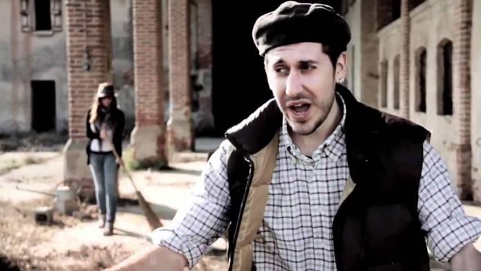 Il rapper manerbiese Dellino Farmer