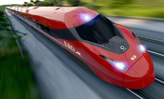 I nuovi treni di Italo lungo la tratta Milano-Brescia-Venezia