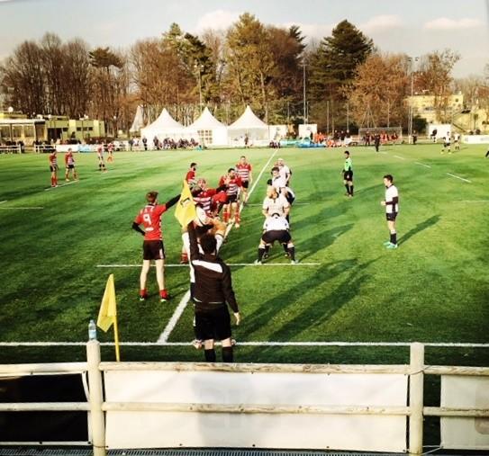Altra sconfitta per il Rugby Brescia - foto da ufficio stampa