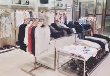 Una boutique Zara