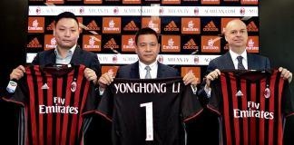 Il nuovo presidente cinese del Milan
