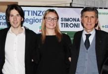 In fotografia (foto servizio Hobby Fito Lumezzane) Cristian Raggi, Simona Tironi, Senatore Enrico Pianetta