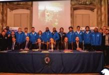 La Germani Basket Brescia Leonessa ricevuta in Loggia - foto da ufficio stampa
