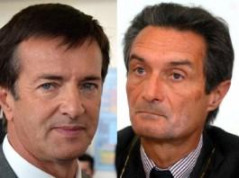 Giorgio Gori contro Attilio Fontana, elezioni regionali