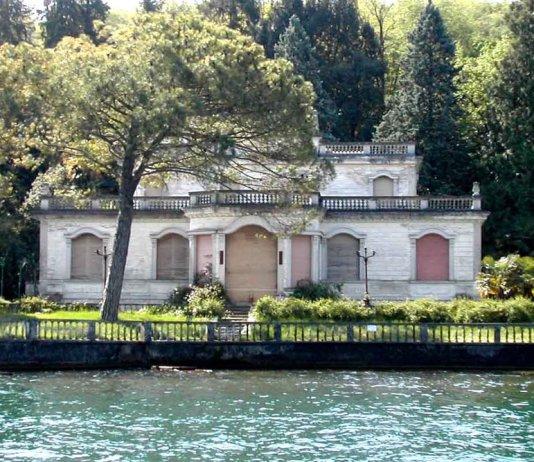 Villa Portesina a Portese, frazione di San Felice del Benaco sul lago di Garda