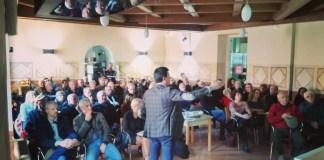 Ospitaletto, l'assemblea con la presentazione dei risultati della giunta Sarnico