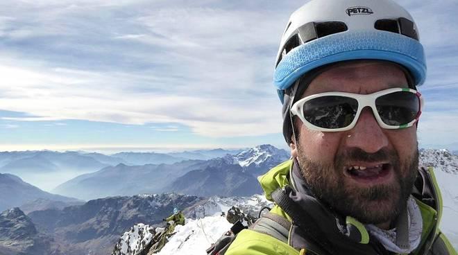Francesco Rota Nodari, Franz, morto in un incidente in Concarena