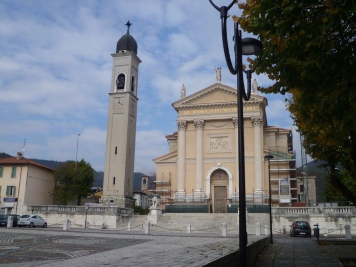 La chiesa di Santa Maria Assunta a Gussago