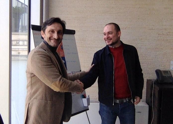 Ivan Losio e Fabrizio Martire, foto di Andrea Tortelli per BsNews