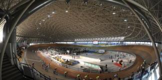 Il velodromo di Montichiari