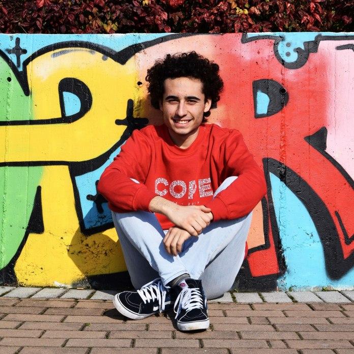 Paolo Valenti, studente bresciano vincitore delle Olimpiadi dell'Italiano