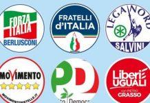 Partiti politici a Brescia, la classifica