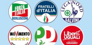 Partiti politici a Brescia, la classifica