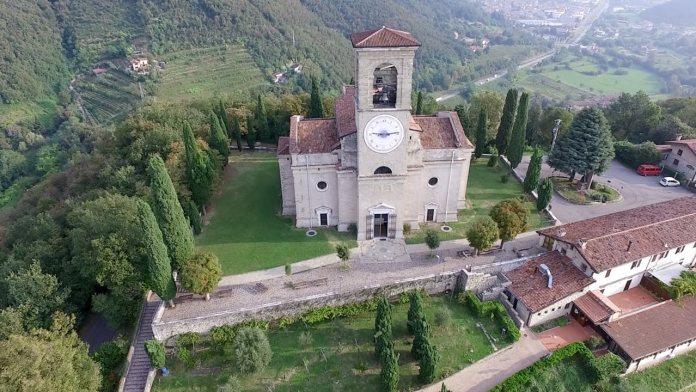 Santuario della Stella a Gussago, foto da Wikipedia