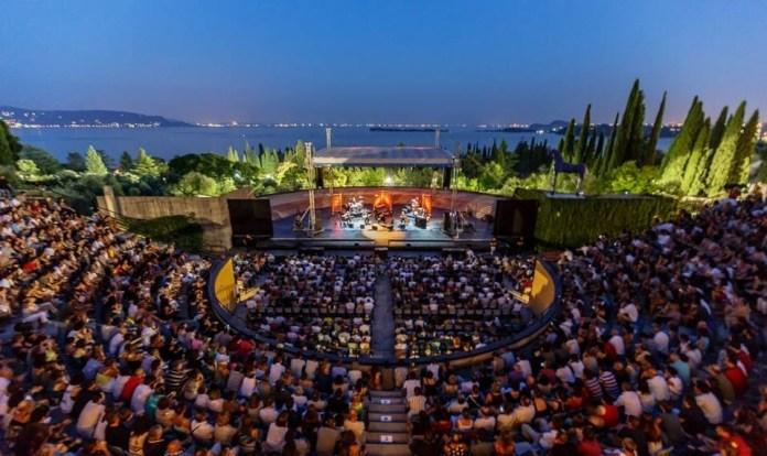 Vittoriale degli Italiani di Gardone Riviera, l'anfiteatro