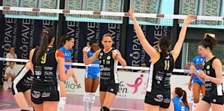 Volley, pallavolo Savallese