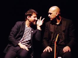 Walter Leonardi e Flavio Pirini