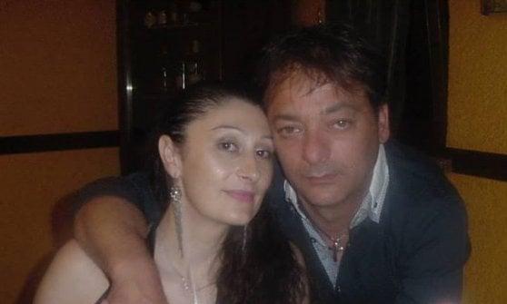 La coppia uccisa a Caravaggio, foto da Facebook