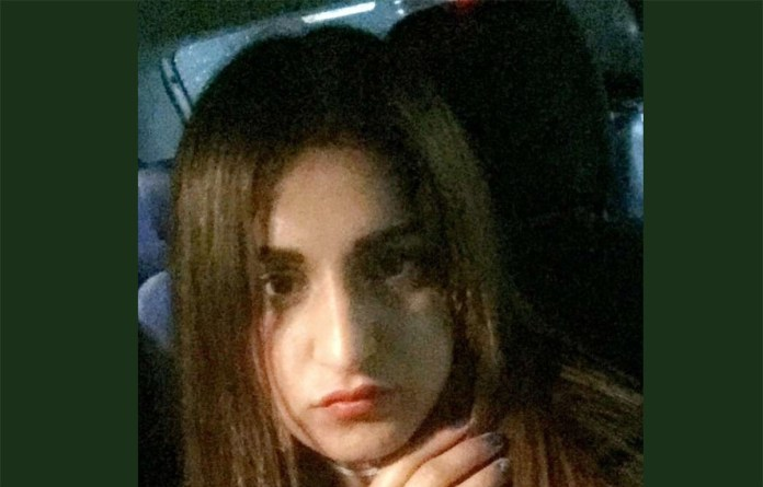 Sana Cheema, in una foto da Instagram