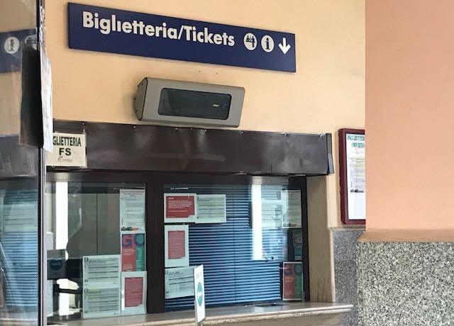 Biglietterie chiuse