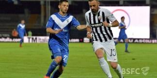 Brescia Ascoli, foto da sito ufficiale Brescia Calcio