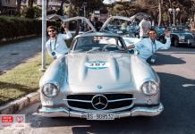 Alvaro Soler alla Mille Miglia Charity
