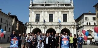 I candidati dell'Udc a Brescia, foto da pagina Facebook ufficiale