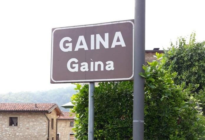 Gaina, frazione di Monticelli Brusati, foto BsNews.it