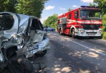 Incidente stradale ad Azzano Mella