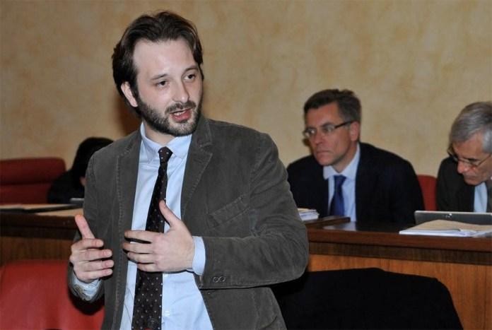 Mattia Margaroli, Forza Italia