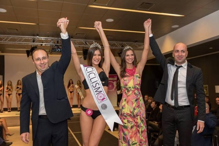Carola Raimondi premiata a Miss Ciclismo 2017