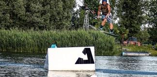 Wakeboard al centro sportivo di Dello - foto da pagina Facebook AWAKE