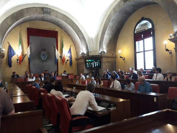 Il nuovo consiglio comunale di Brescia
