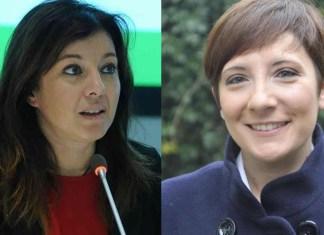 Simona Bordonali e Miriam Cominelli
