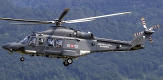 Elicottero dell'Aeronautica Militare