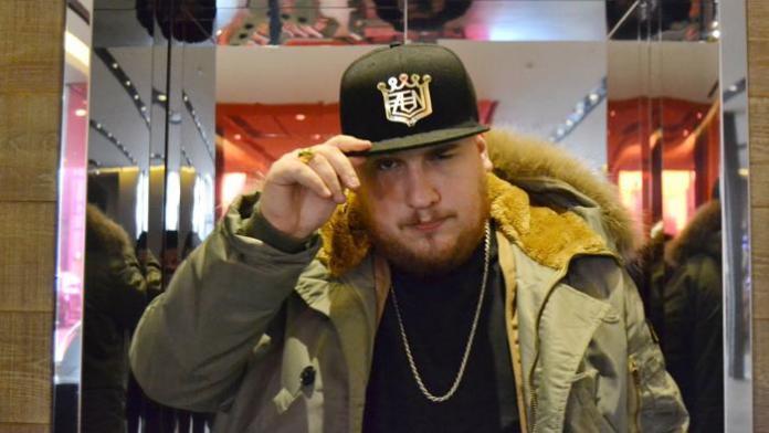 Il rapper Nerone