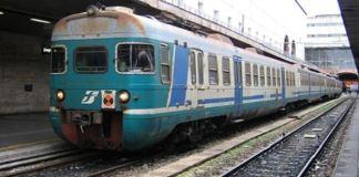 Treni, foto d'archivio