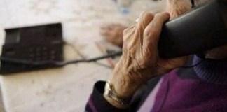 Truffe telefoniche, foto d'archivio