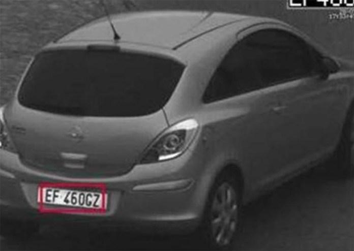 Un fotogramma dell'auto di Manuela Bailo