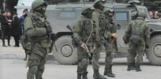 Combattenti in Ucraina