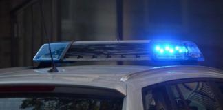 Le sirene di un'auto delle forze dell'ordine (Polizia, Carabinieri, Polizia locale)